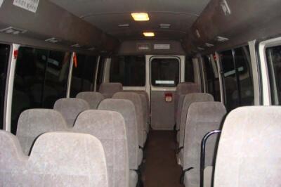 21 Seat Standard Minibus
