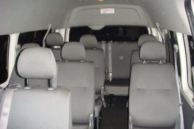 11 Seat Standard Minibus
