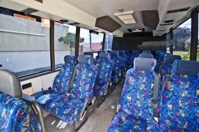 21 Seat Luxury Minibus